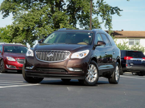 2017 Buick Enclave for sale at Jack Schmitt Chevrolet Wood River in Wood River IL