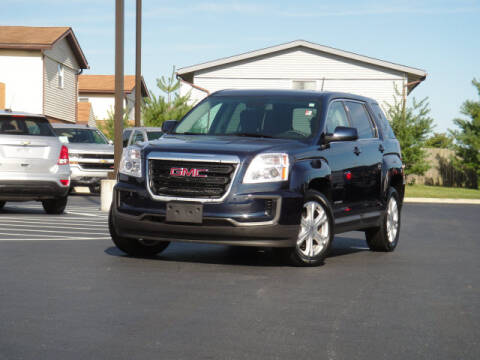 2017 GMC Terrain for sale at Jack Schmitt Chevrolet Wood River in Wood River IL