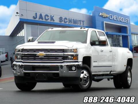 2018 Chevrolet Silverado 3500HD for sale at Jack Schmitt Chevrolet Wood River in Wood River IL
