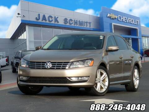 2015 Volkswagen Passat for sale at Jack Schmitt Chevrolet Wood River in Wood River IL
