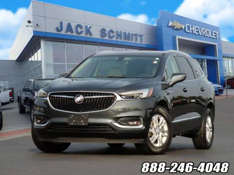 2018 Buick Enclave for sale at Jack Schmitt Chevrolet Wood River in Wood River IL