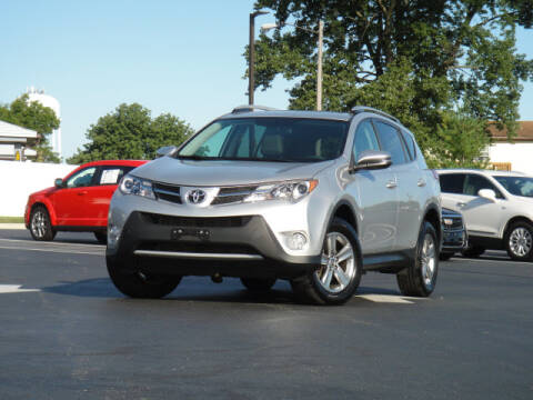 2015 Toyota RAV4 for sale at Jack Schmitt Chevrolet Wood River in Wood River IL
