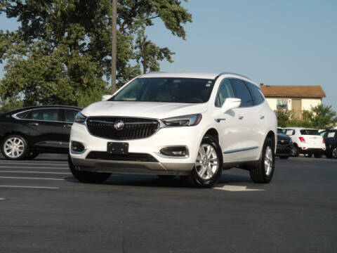 2020 Buick Enclave for sale at Jack Schmitt Chevrolet Wood River in Wood River IL