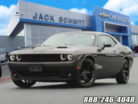 2017 Dodge Challenger for sale at Jack Schmitt Chevrolet Wood River in Wood River IL