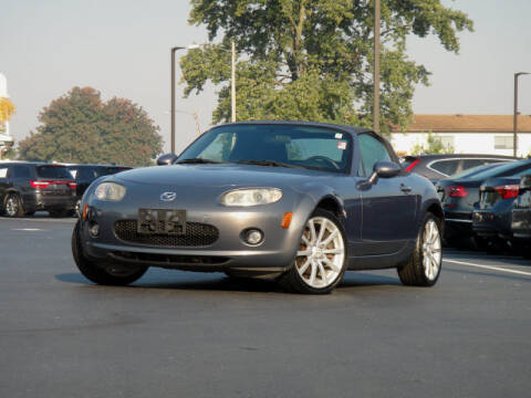 2006 Mazda MX-5 Miata for sale at Jack Schmitt Chevrolet Wood River in Wood River IL