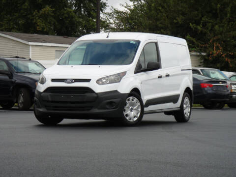 2015 Ford Transit Connect Cargo for sale at Jack Schmitt Chevrolet Wood River in Wood River IL