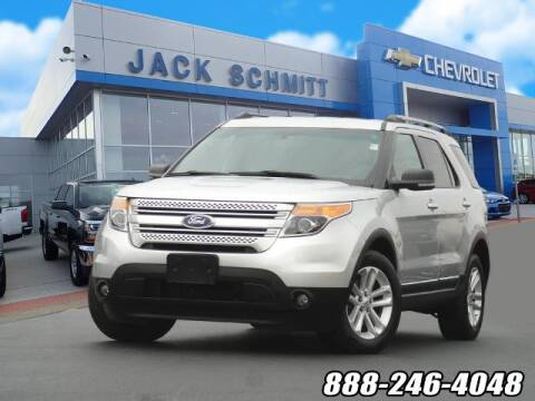 2013 Ford Explorer for sale at Jack Schmitt Chevrolet Wood River in Wood River IL