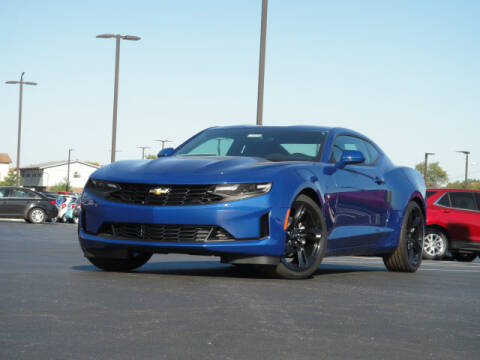 2021 Chevrolet Camaro for sale at Jack Schmitt Chevrolet Wood River in Wood River IL