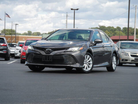 2019 Toyota Camry for sale at Jack Schmitt Chevrolet Wood River in Wood River IL