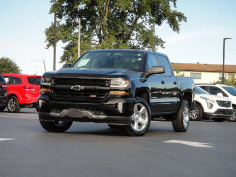2017 Chevrolet Silverado 1500 for sale at Jack Schmitt Chevrolet Wood River in Wood River IL