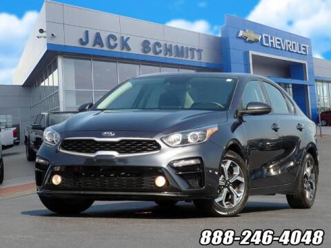 2020 Kia Forte for sale at Jack Schmitt Chevrolet Wood River in Wood River IL
