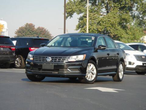 2018 Volkswagen Passat for sale at Jack Schmitt Chevrolet Wood River in Wood River IL