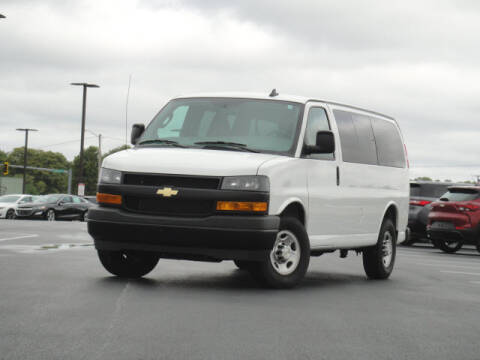 2020 Chevrolet Express Passenger for sale at Jack Schmitt Chevrolet Wood River in Wood River IL