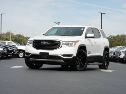 2019 GMC Acadia for sale at Jack Schmitt Chevrolet Wood River in Wood River IL