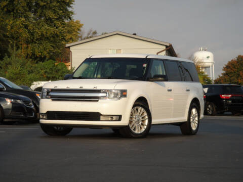 2019 Ford Flex for sale at Jack Schmitt Chevrolet Wood River in Wood River IL