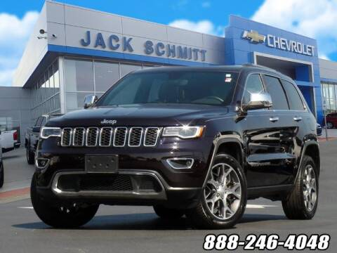 2019 Jeep Grand Cherokee for sale at Jack Schmitt Chevrolet Wood River in Wood River IL