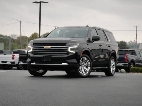 2021 Chevrolet Tahoe for sale at Jack Schmitt Chevrolet Wood River in Wood River IL