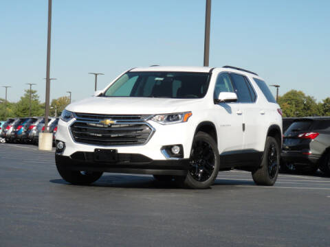 2020 Chevrolet Traverse for sale at Jack Schmitt Chevrolet Wood River in Wood River IL