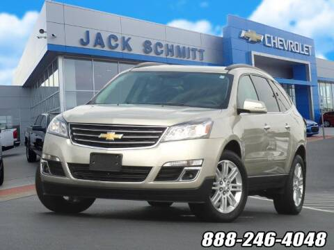 2015 Chevrolet Traverse for sale at Jack Schmitt Chevrolet Wood River in Wood River IL