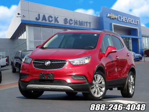 2017 Buick Encore for sale at Jack Schmitt Chevrolet Wood River in Wood River IL