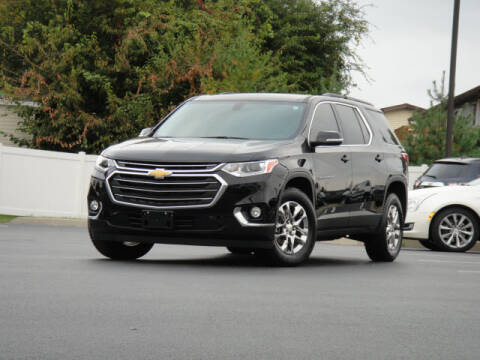 2019 Chevrolet Traverse for sale at Jack Schmitt Chevrolet Wood River in Wood River IL