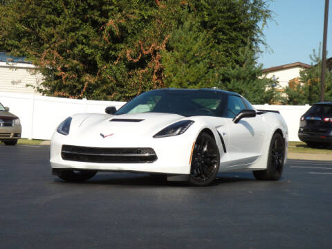 2016 Chevrolet Corvette for sale at Jack Schmitt Chevrolet Wood River in Wood River IL