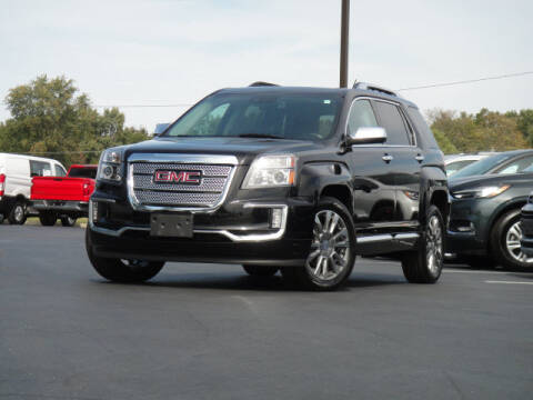 2016 GMC Terrain for sale at Jack Schmitt Chevrolet Wood River in Wood River IL
