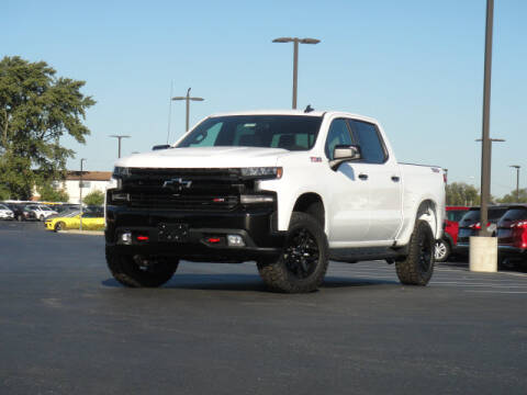2020 Chevrolet Silverado 1500 for sale at Jack Schmitt Chevrolet Wood River in Wood River IL