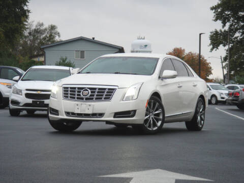 2014 Cadillac XTS for sale at Jack Schmitt Chevrolet Wood River in Wood River IL