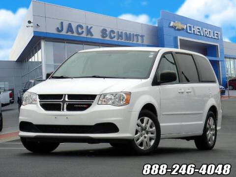 2017 Dodge Grand Caravan for sale at Jack Schmitt Chevrolet Wood River in Wood River IL
