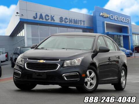 2016 Chevrolet Cruze Limited for sale at Jack Schmitt Chevrolet Wood River in Wood River IL