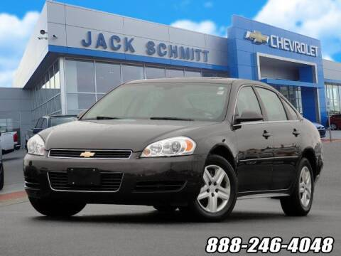 2009 Chevrolet Impala for sale at Jack Schmitt Chevrolet Wood River in Wood River IL