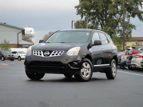 2011 Nissan Rogue for sale at Jack Schmitt Chevrolet Wood River in Wood River IL
