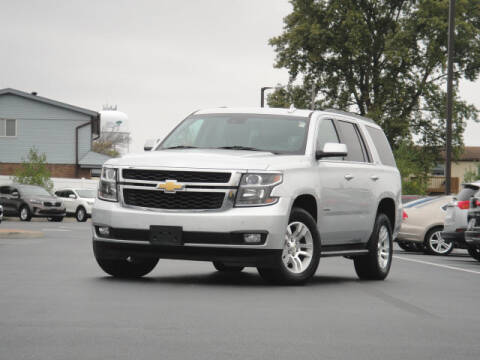 2015 Chevrolet Tahoe for sale at Jack Schmitt Chevrolet Wood River in Wood River IL