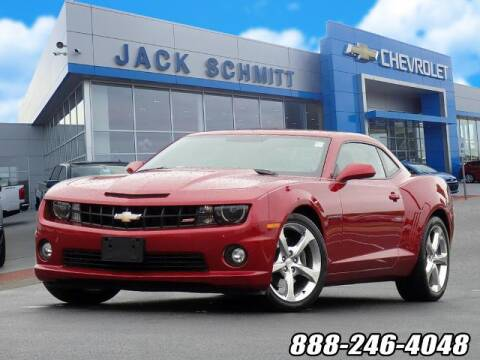 2013 Chevrolet Camaro for sale at Jack Schmitt Chevrolet Wood River in Wood River IL