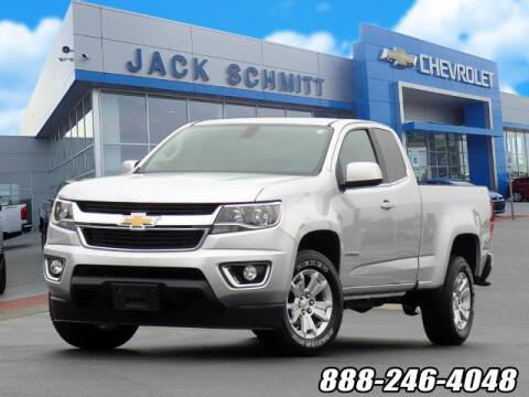 2015 Chevrolet Colorado for sale at Jack Schmitt Chevrolet Wood River in Wood River IL