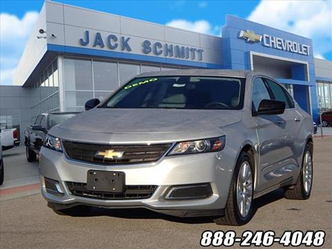 2017 Chevrolet Impala for sale in Wood River, IL