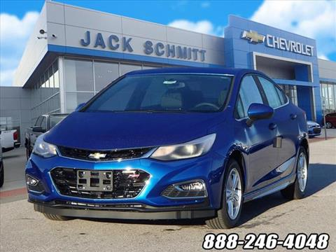 2017 Chevrolet Cruze for sale in Wood River, IL