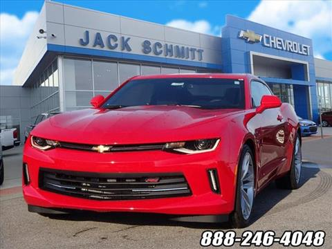 2017 Chevrolet Camaro for sale in Wood River, IL