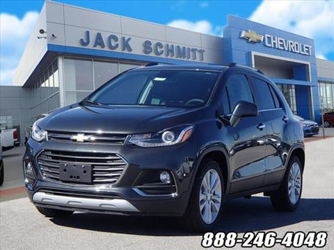 2017 Chevrolet Trax for sale in Wood River, IL