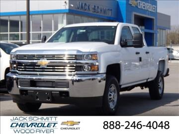 2017 Chevrolet Silverado 2500HD for sale in Wood River, IL