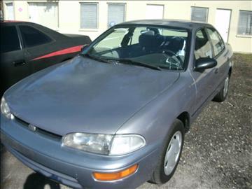 1997 GEO Prizm for sale in Tampa, FL