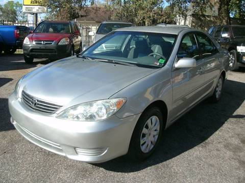 2005 Toyota Camry for sale at Discount Motor Mall in Tampa FL