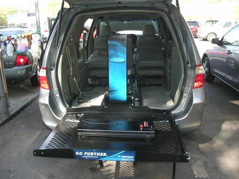 2007 Honda Odyssey for sale at Discount Motor Mall in Tampa FL