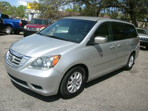2009 Honda Odyssey for sale at Discount Motor Mall in Tampa FL