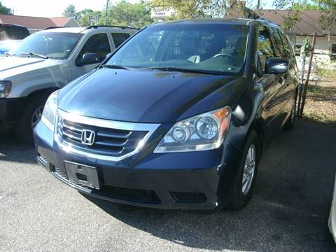 2010 Honda Odyssey for sale at Discount Motor Mall in Tampa FL