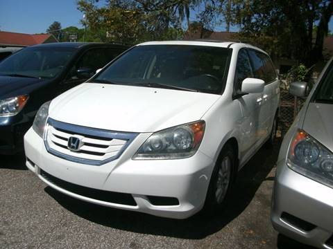 2008 Honda Odyssey for sale at Discount Motor Mall in Tampa FL