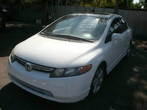 2007 Honda Civic for sale at Discount Motor Mall in Tampa FL