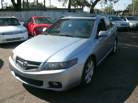 2005 Acura TSX for sale at Discount Motor Mall in Tampa FL