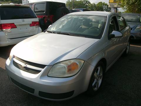 2007 Chevrolet Cobalt for sale at Discount Motor Mall in Tampa FL